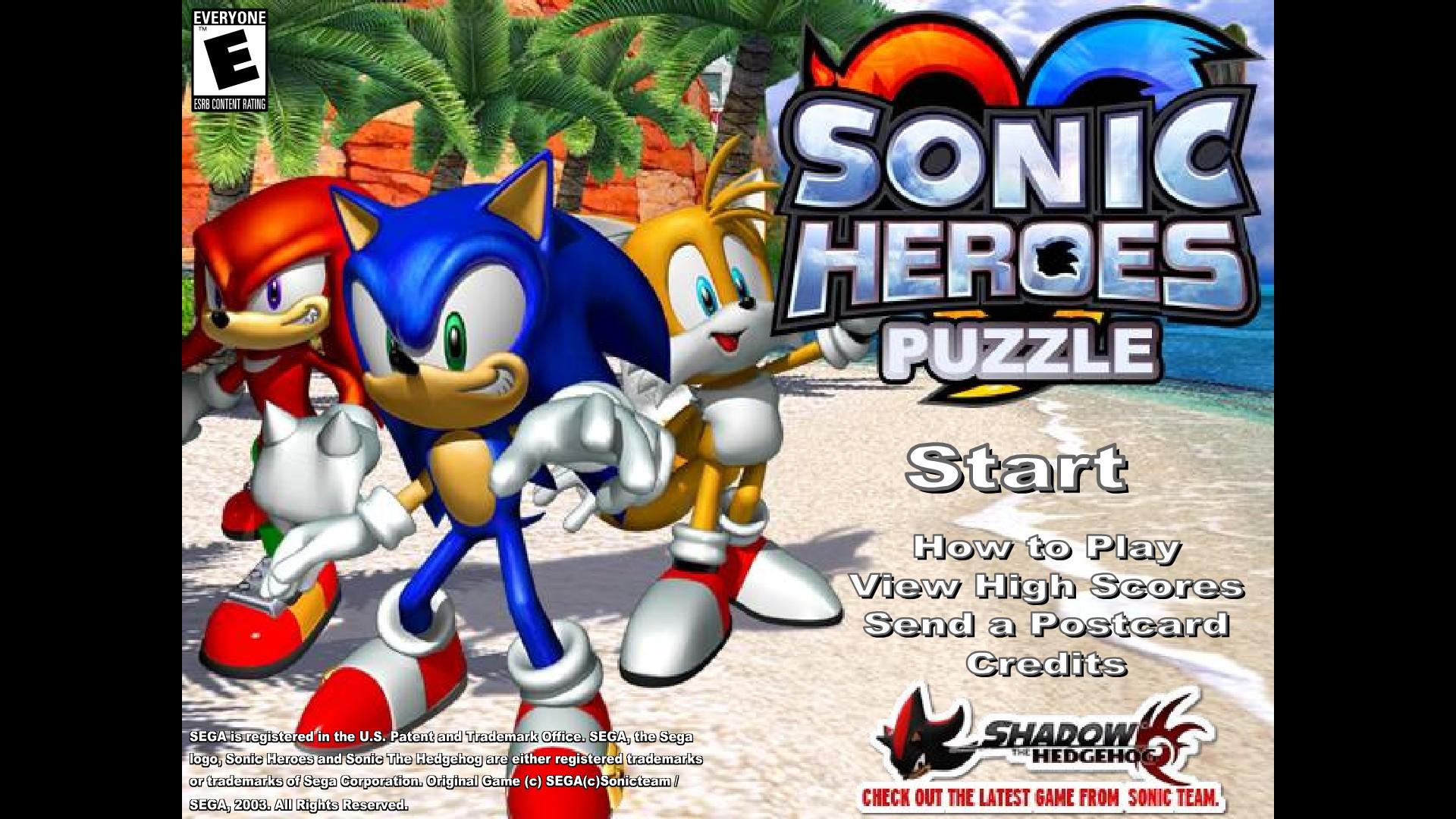 Sonic tetris jeu sonic tetris gratuit - Sonic gratuit ...