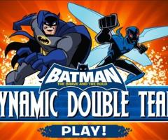 Batman Double Team