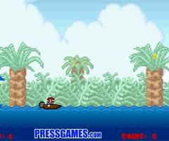 Super mario boat bonanza 2