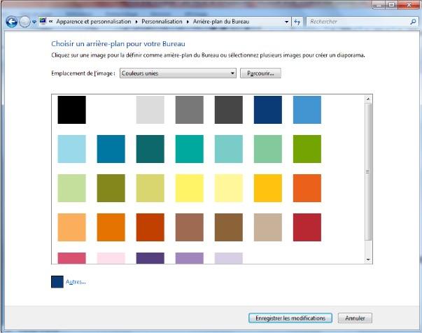 Fonds d cran et th mes sous windows 7 - Performances du bureau pour windows aero ...