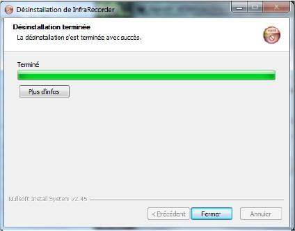 D sinstaller un logiciel proprement avec windows 7 fiche for Fermez la fenetre