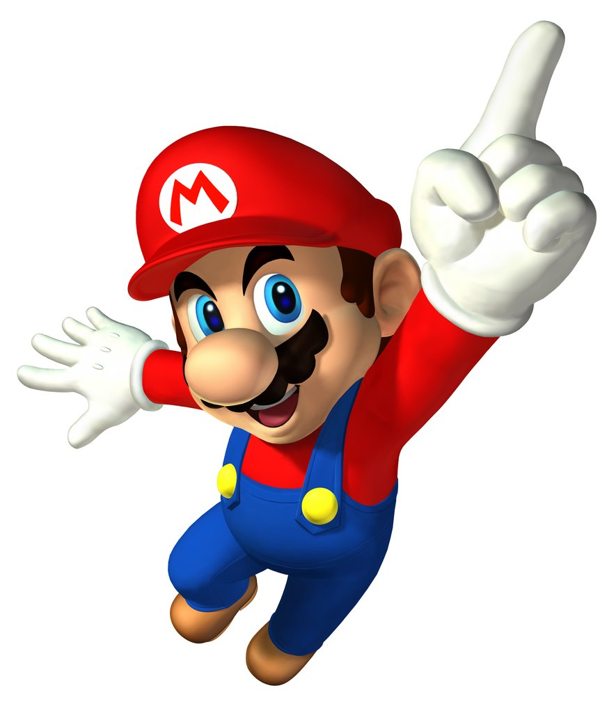 Coloriage mario et luigi coloriage gratuit imprimer et - Mario gratuit ...