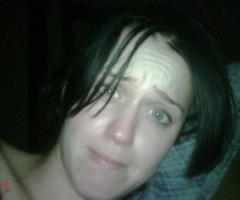 Katy Perry sans maquillage