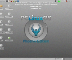 Pclinuxos Phoenix Edition