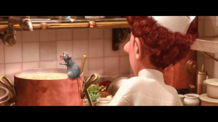 Ratatouille le film