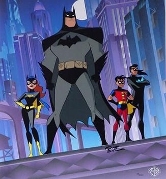 Batman dessin anime