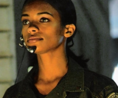 Battlestar Galactica Anastasia Dualla