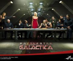 Battlestar Galactica les personnages