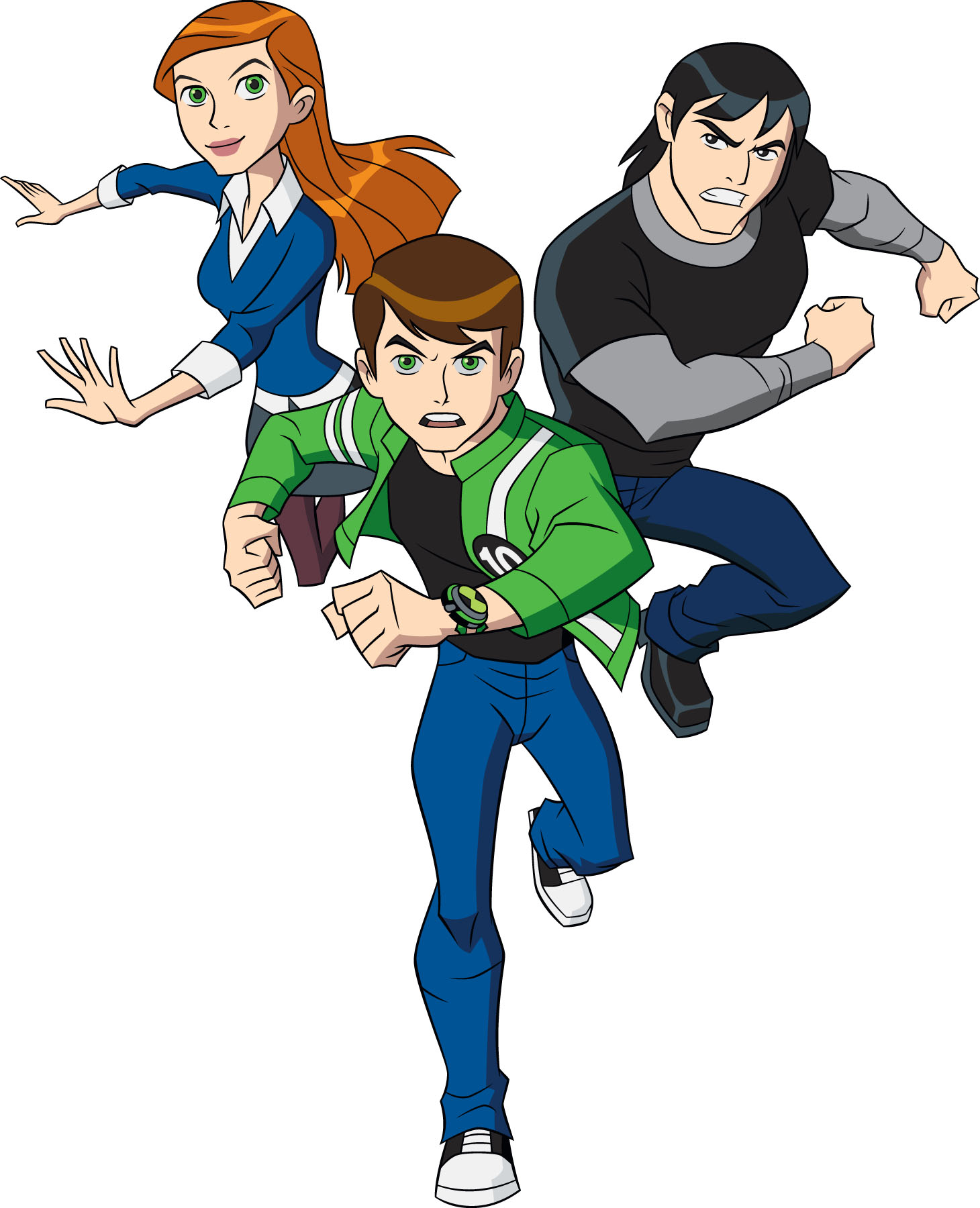 Ben 10 Personnages