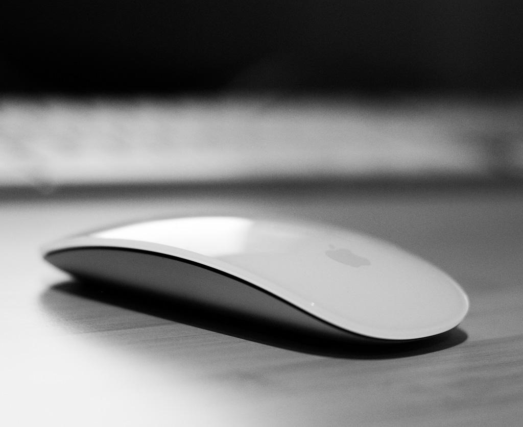 Design de la Magic Mouse