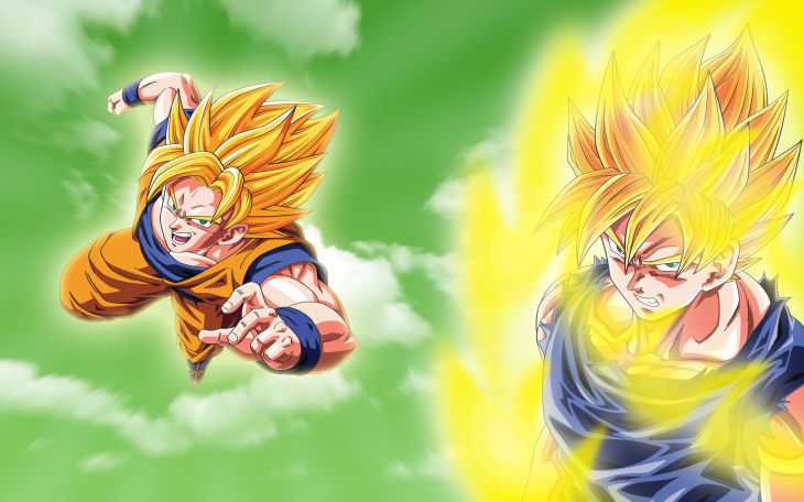Dragon Ball z Sangoku