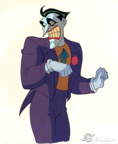 Coloriage joker dans batman imprimer et colorier - Le joker dessin ...