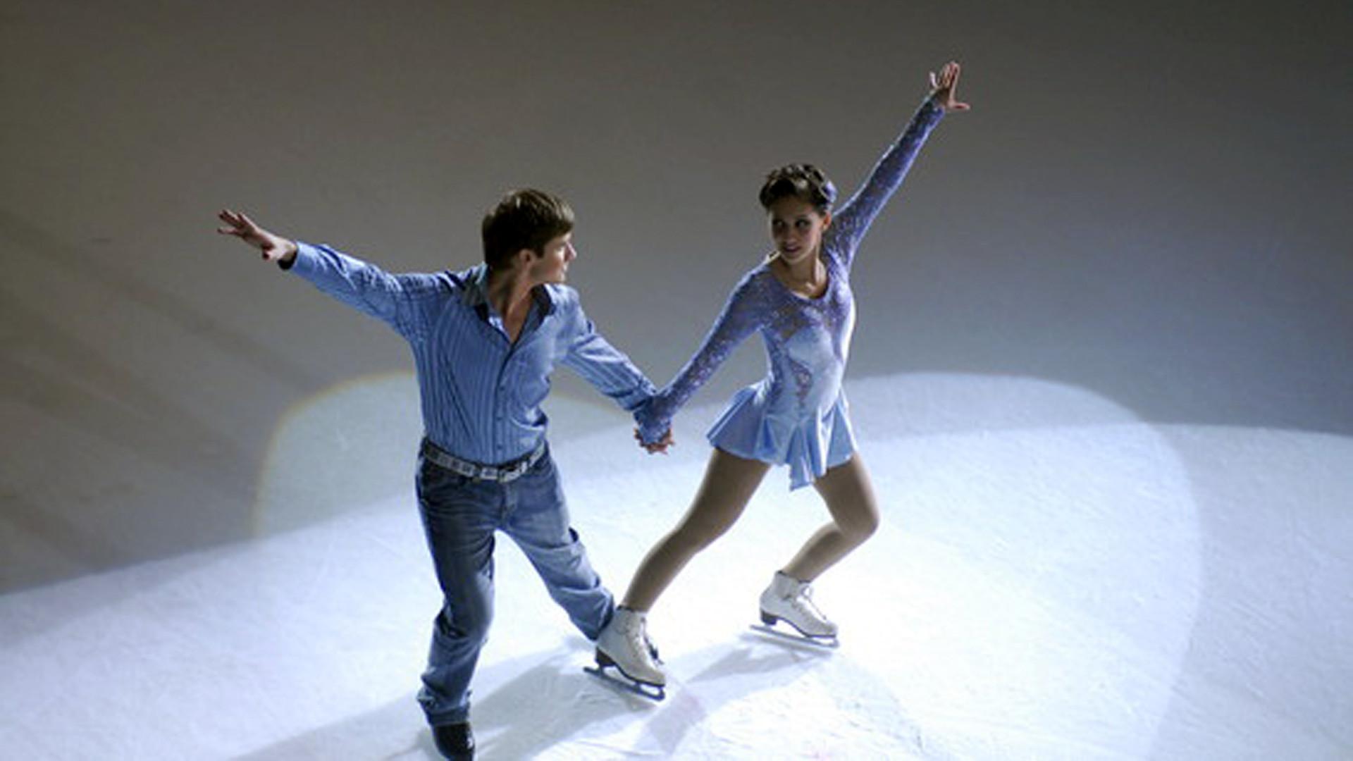 La passion de la glace