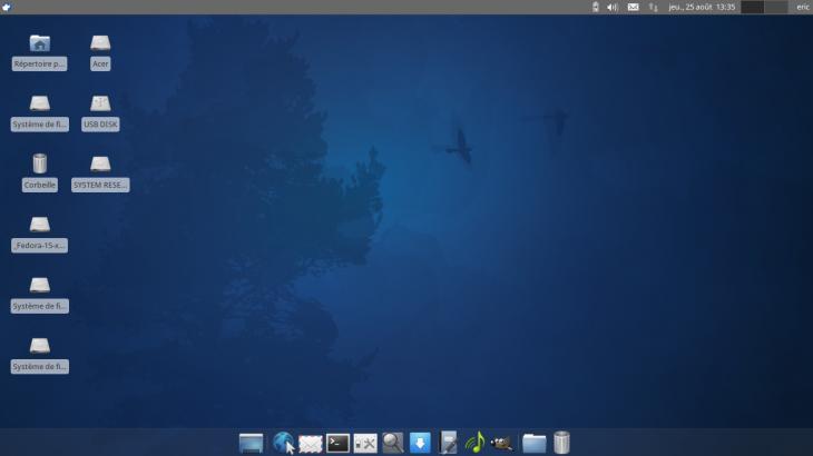 Logiciels Xubuntu
