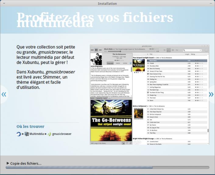 Multimedia Xubuntu 11.04