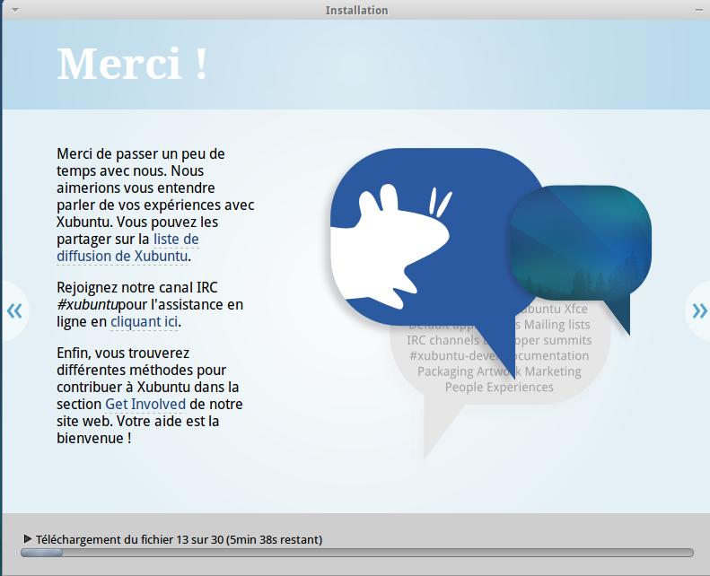 Tester Xubuntu 11.04