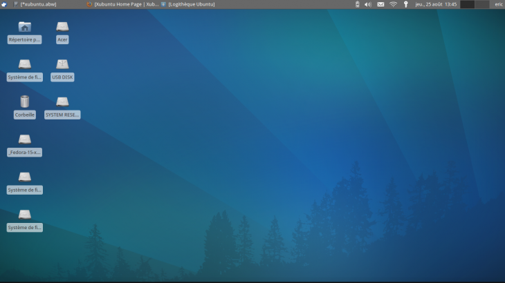 Xubuntu live cd