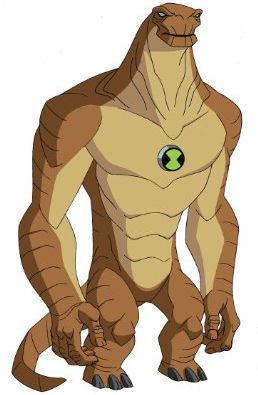 Alien Humungousaur Ben 10