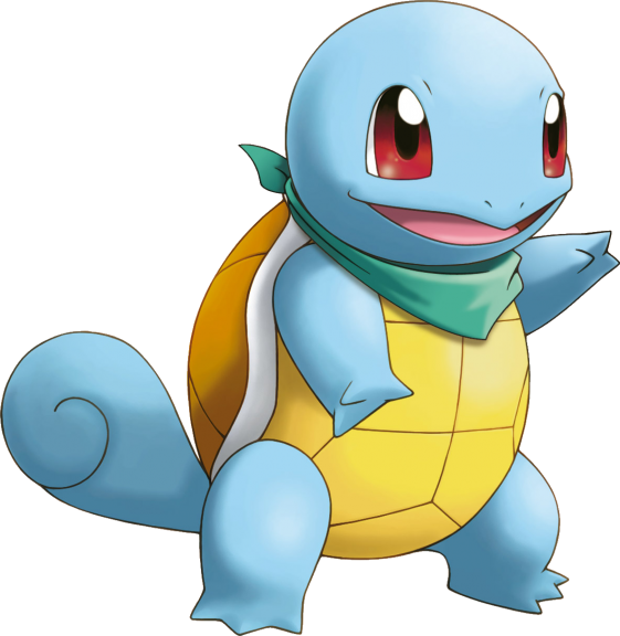 Carapuce Pokemon