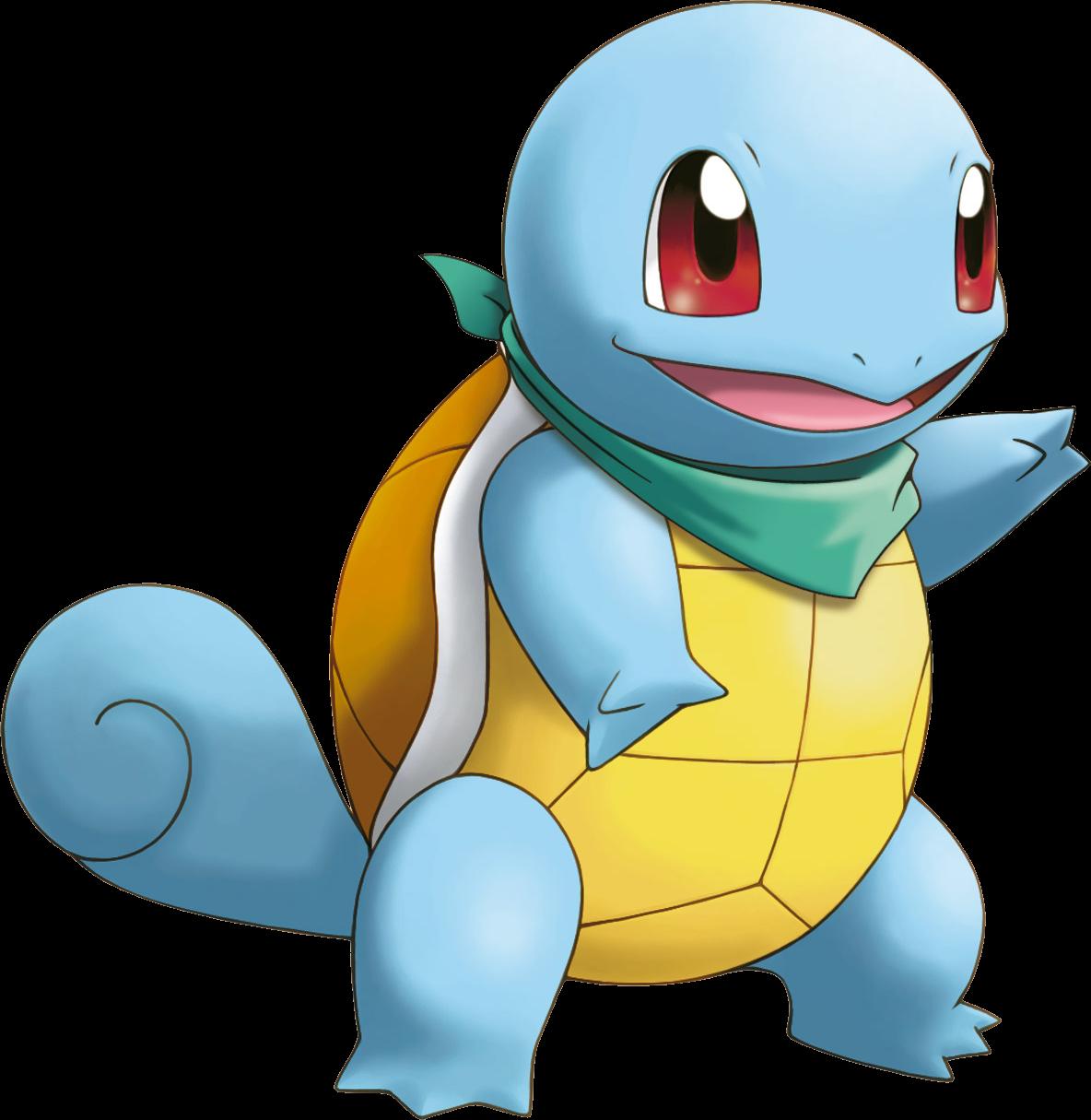 Carapuce Coloriage Gratuit Du Pokemon Carapuce A Imprimer Et