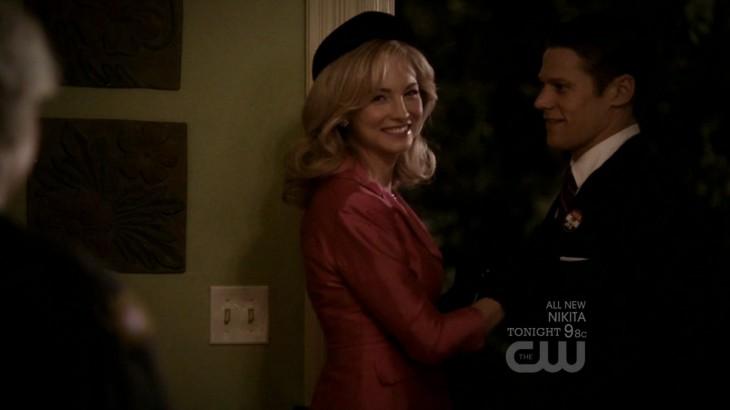 Caroline et Matt vampire diaries