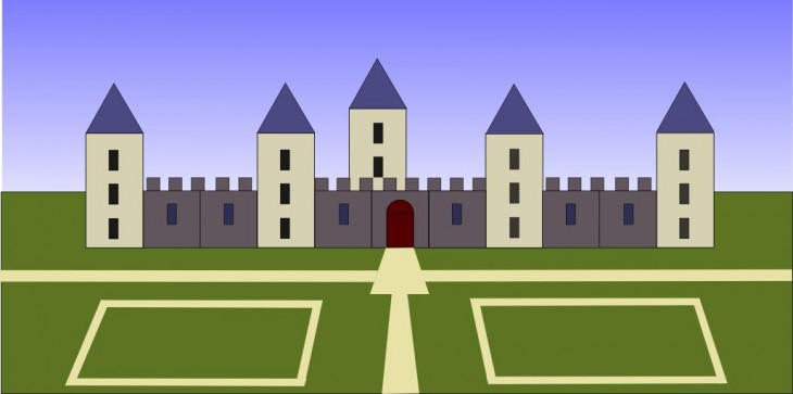 Un beau chateau