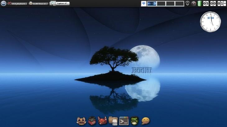 Distribution Bodhi Linux