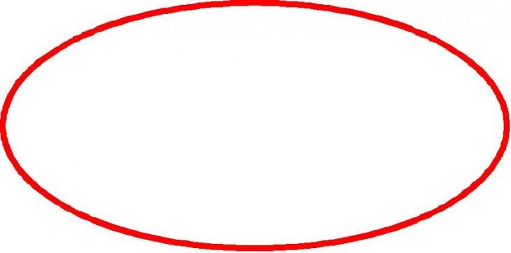 Forme ovale