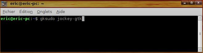 Gksudo Bodhi Linux