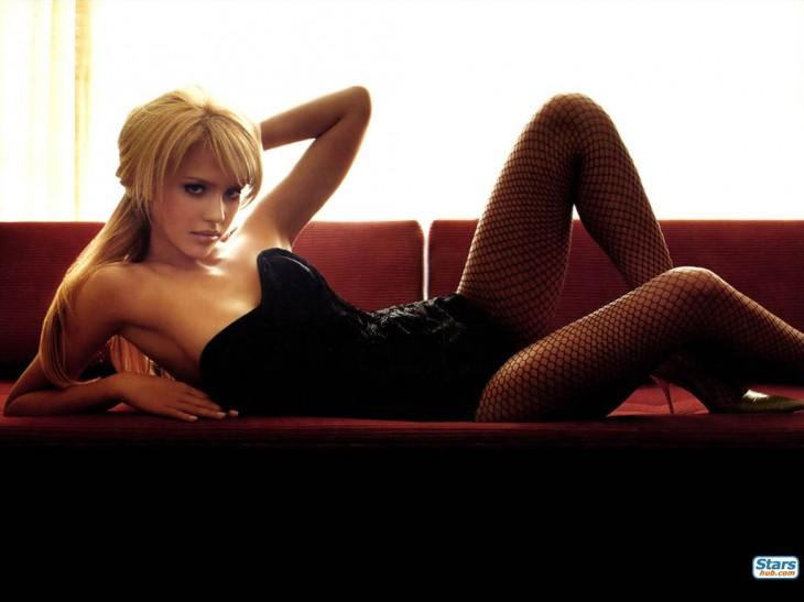 Jessica Alba beauté magnifique