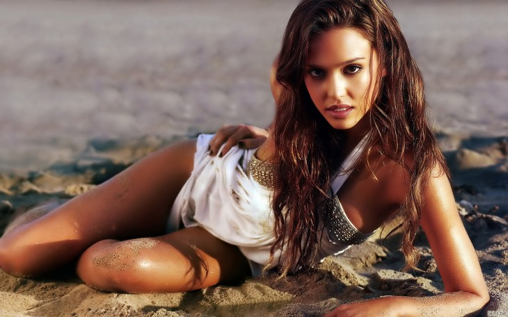 Jessica Alba femme la plus sexy