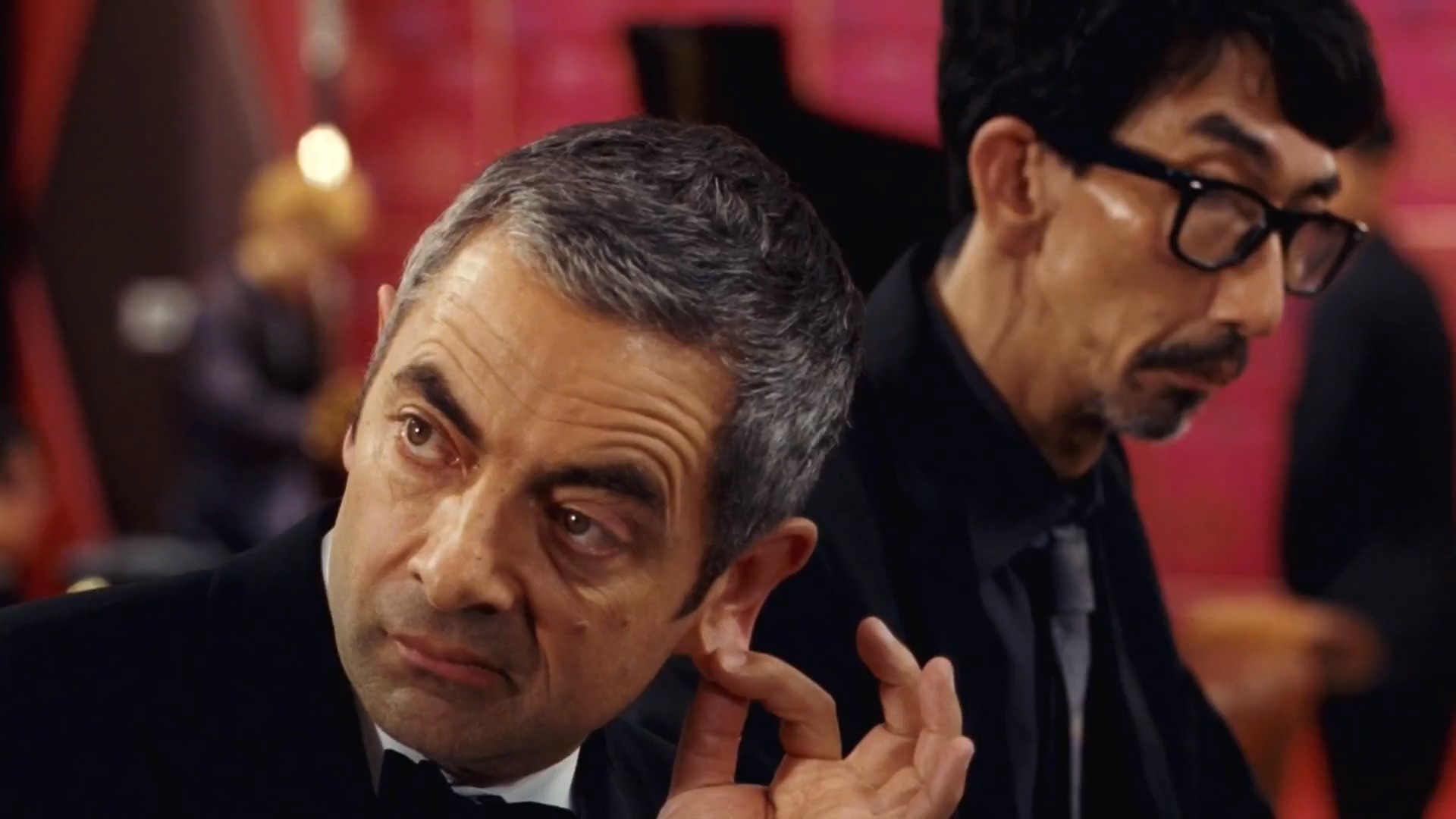 Johnny English 2011