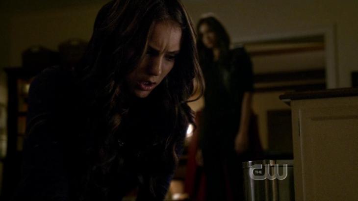 Katherine et Elena