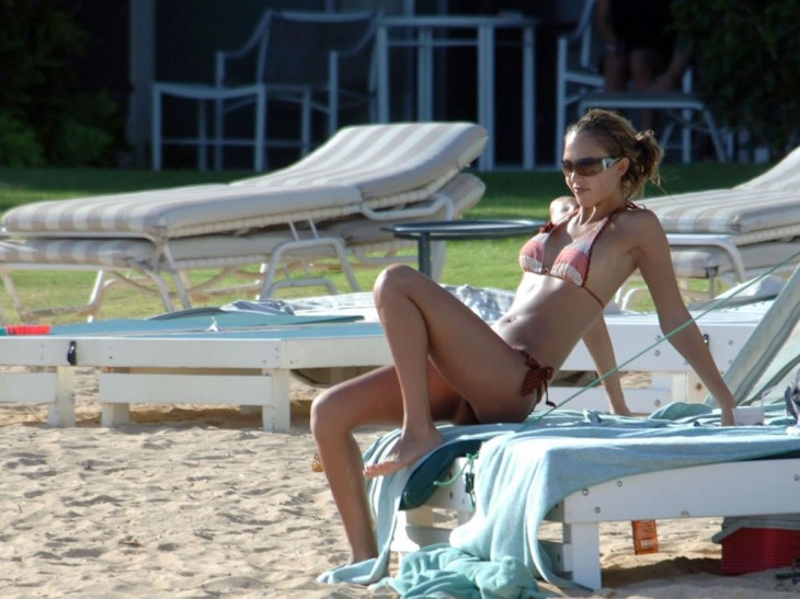 Photo Bikini Jessica Alba