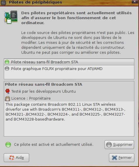 Wifi Bodhi Linux
