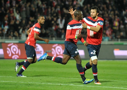 But Lille contre Lyon 2011
