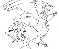 Coloriage Sacha De Pokemon A Imprimer Et Colorier