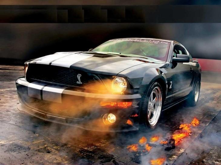 Ford Mustang Cobra fond d'écran