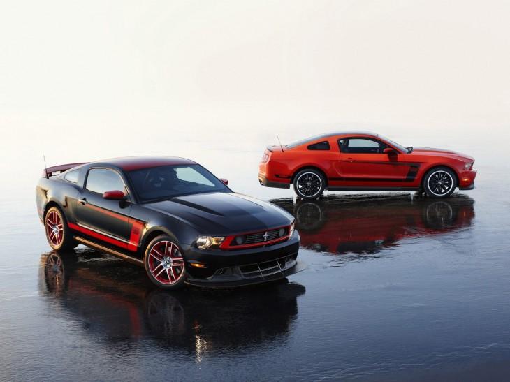 Ford Mustang fond d'écran