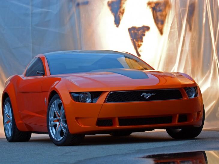 Ford Mustang Giugiaro concept