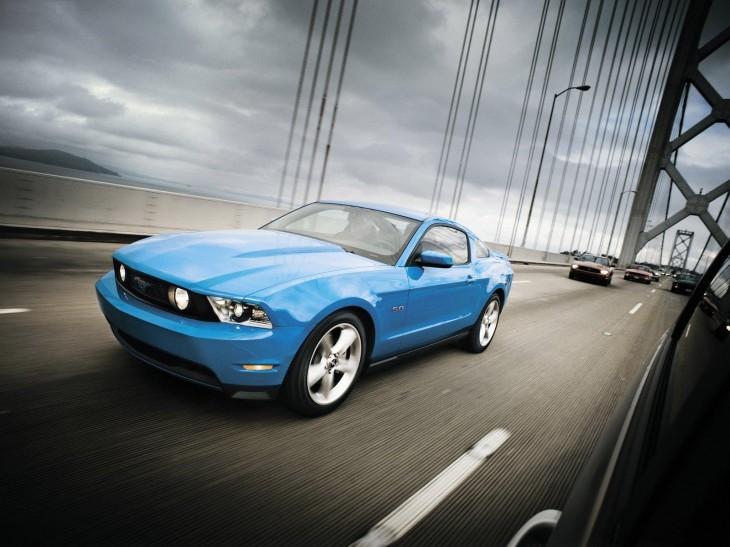 Ford Mustang GT en HD