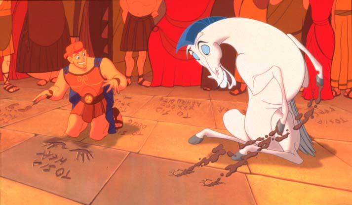 Hercules et Pegase