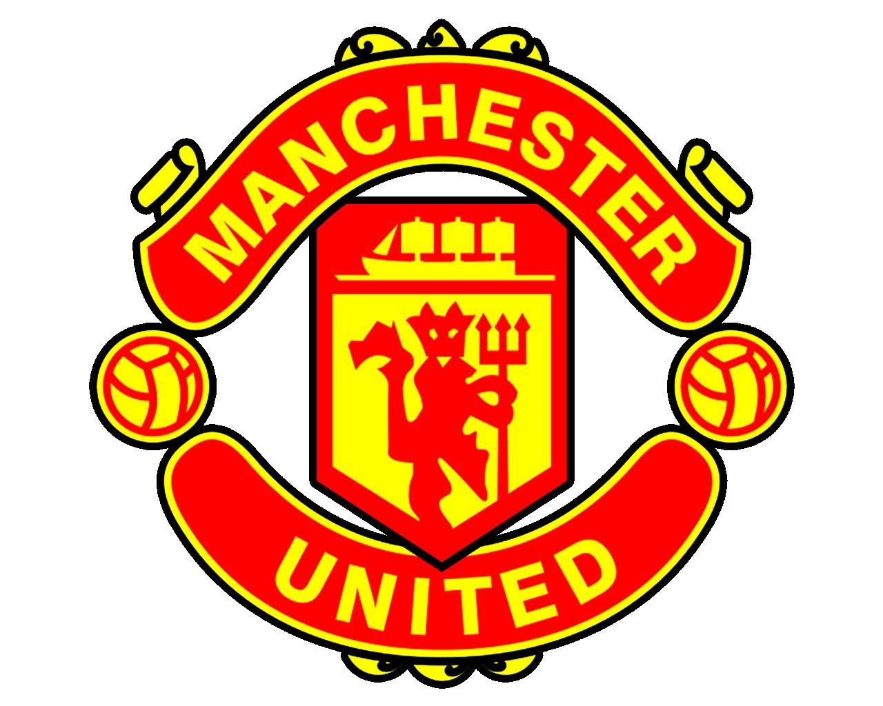 Blason Manchester United FC Coloriage Manchester United FC