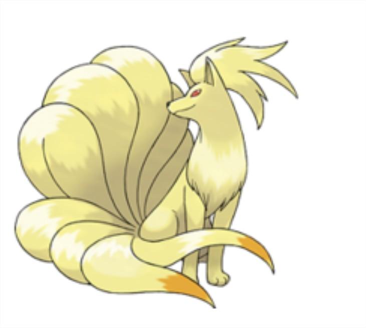 Pokemon Feunard