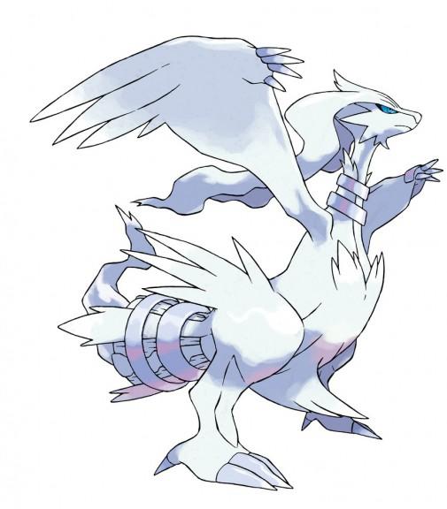 Reshiram Pokemon légendaire