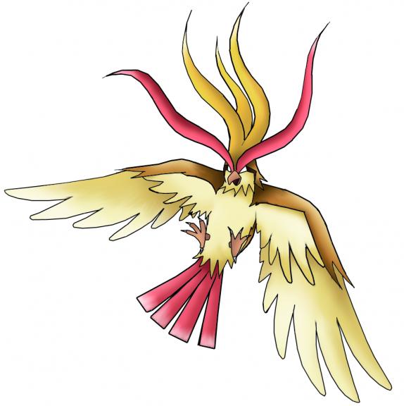 Roucarnage Pokemon