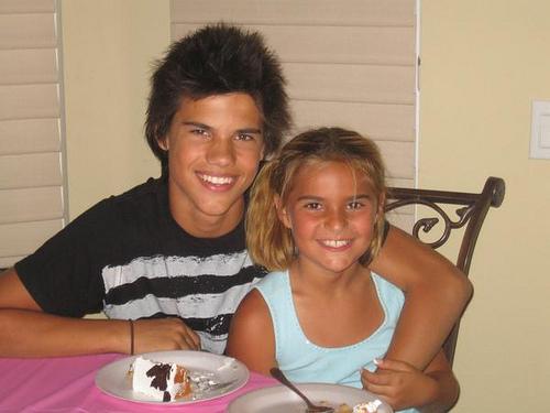 Taylor Launer et sa soeur Makena
