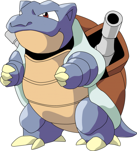 Tortank Pokemon