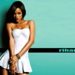 Wallpaper HD Rihanna