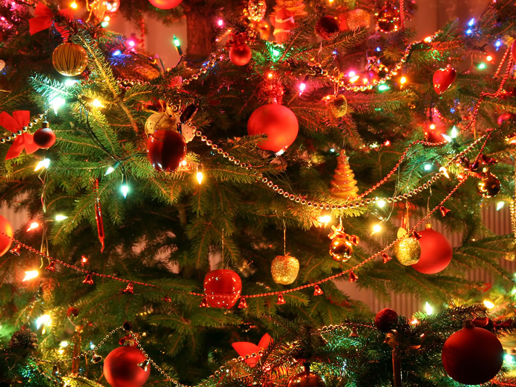 wallpapers noel paysage christmas - photo #31